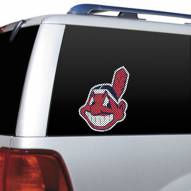 Cleveland Indians Window Film