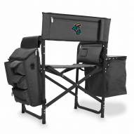 Coastal Carolina Chanticleers Gray/Black Fusion Folding Chair