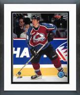 Colorado Avalanche Dave Andreychuk Action Framed Photo