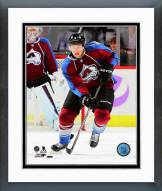 Colorado Avalanche Erik Johnson 2014-15 Action Framed Photo