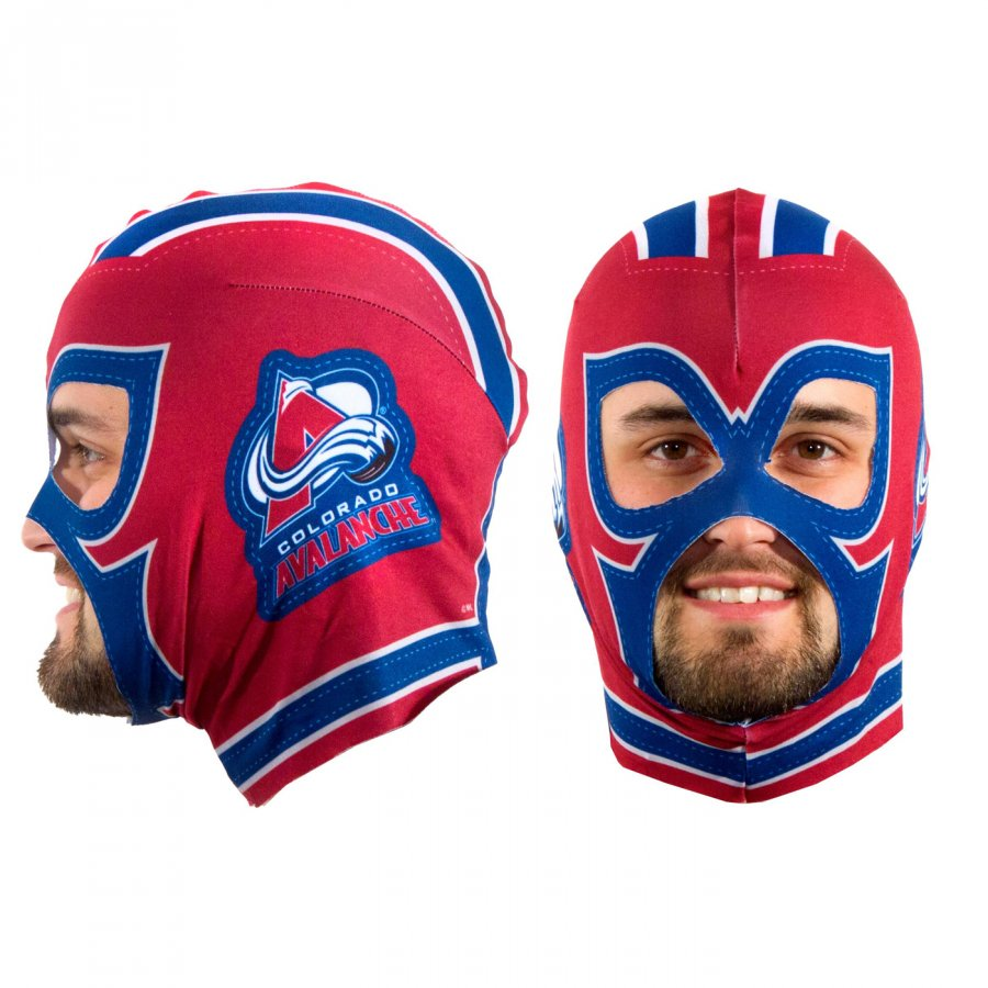Colorado Avalanche Fan Mask