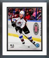 Colorado Avalanche Jan Hedja 2014-15 Action Framed Photo