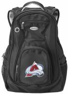 Colorado Avalanche Laptop Travel Backpack