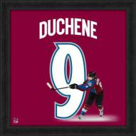 Colorado Avalanche Matt Duchene Uniframe Framed Jersey Photo