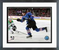 Colorado Avalanche Nathan MacKinnon 2014-15 Action Framed Photo