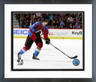 Colorado Avalanche Nick Holden 2014-15 Action Framed Photo