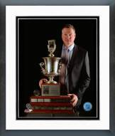 Colorado Avalanche Patrick Roy 2014 Jack Adams Award Framed Photo