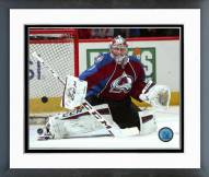 Colorado Avalanche Semyon Varlamov 2014-15 Action Framed Photo