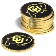 Colorado Buffaloes 12-Pack Golf Ball Markers