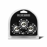 Colorado Buffaloes Golf Chip Ball Markers