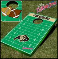 Colorado Buffaloes College Bean Bag Tailgate Toss Game