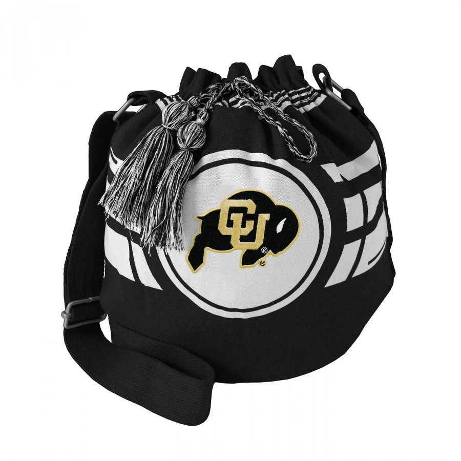Colorado Buffaloes Ripple Drawstring Bucket Bag