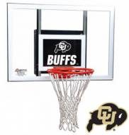 Colorado Buffalos Goalsetter Junior Wall Mount Basketball Hoop