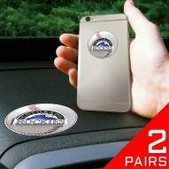 Colorado Rockies Cell Phone Grips - 2 Pack