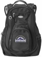 Colorado Rockies Laptop Travel Backpack