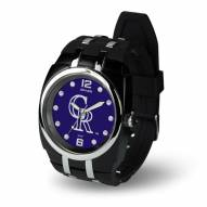 Colorado Rockies Men's Crusher Watch