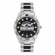 Colorado Rockies Men's Heavy Hitter Watch