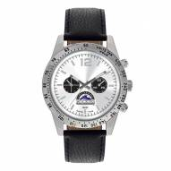 Colorado Rockies Men's Letterman Watch