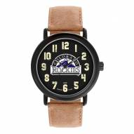 Colorado Rockies Men's Throwback Watch