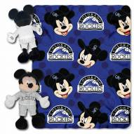 Colorado Rockies Mickey Mouse Hugger
