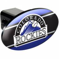 Colorado Rockies MLB Trailer Hitch Cover