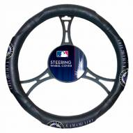 Colorado Rockies Steering Wheel Cover