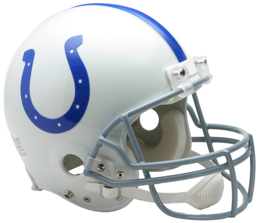 Riddell Baltimore Colts 1959-77 Authentic Pro Line ...