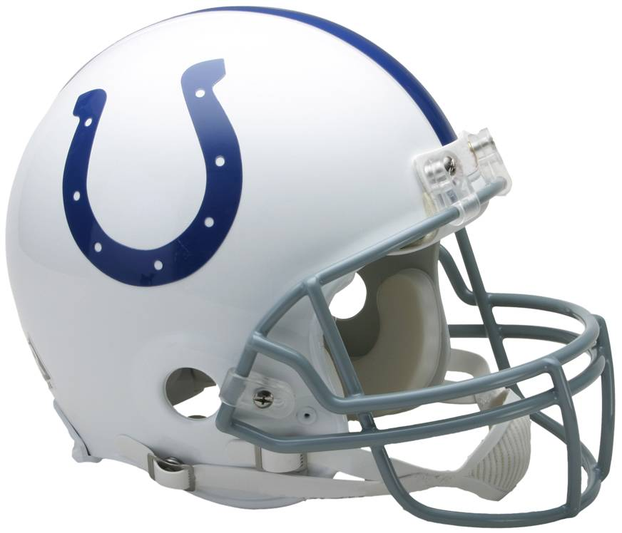 Riddell Indianapolis Colts Authentic Pro Line Full-Size ...