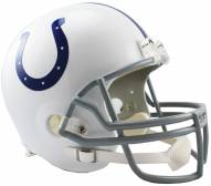 Riddell Indianapolis Colts Deluxe Replica NFL Football Helmet