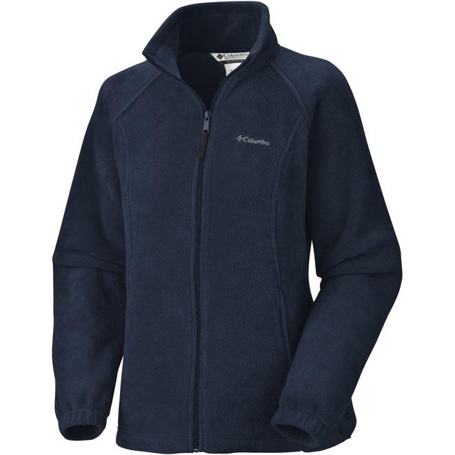 Columbia Women&39s Benton Springs Custom Fleece Jacket - FREE Embroidery