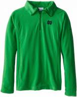 Columbia Women's Notre Dame Collegiate Glacial Fleece Half Zip