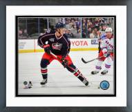 Columbus Blue Jackets Alexander Wennberg 2014-15 Action Framed Photo
