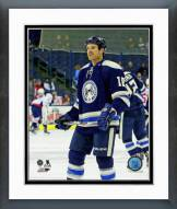 Columbus Blue Jackets David Clarkson 2014-15 Action Framed Photo