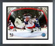 Columbus Blue Jackets Sergei Bobrovsky 2014-15 Action Framed Photo