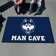 Connecticut Huskies Man Cave Ulti-Mat Rug