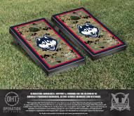 Connecticut Huskies Operation Hat Trick Cornhole Game Set