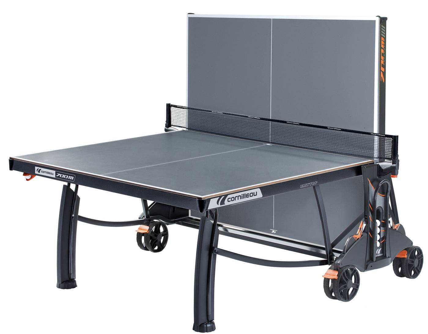 Cornilleau 700m crossover indoor outdoor gray ping pong table - Table ping pong cornilleau outdoor ...