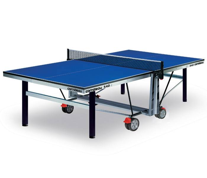 Cornilleau competition 540 indoor ping pong table for Table ping pong