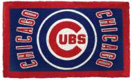 Chicago Cubs MLB Welcome Mat