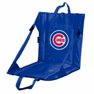 Chicago Cubs MLB Stadium Seat