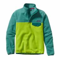 Patagonia Women's Synchilla Lightwieght Snap T Pullover