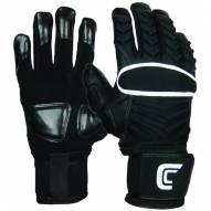 Cutters 017LP Reinforcer Adult Lineman Football Gloves