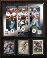 """Dallas Cowboys 12"""" x 15"""" Legacy Collection Plaque"""