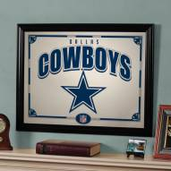 "Dallas Cowboys 23"" x 18"" Mirror"