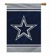 "Dallas Cowboys 28"" x 40"" Banner"