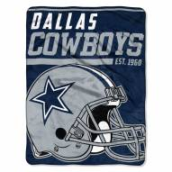 Dallas Cowboys 40 Yard Dash Blanket