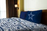 Dallas Cowboys Anthem Twin Bed Sheets