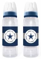 Dallas Cowboys Baby Bottles - 2 Pack