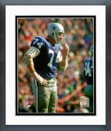 Dallas Cowboys Bob Lilly Close Up Framed Photo