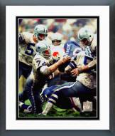 Dallas Cowboys Bob Lilly - Defense Framed Photo